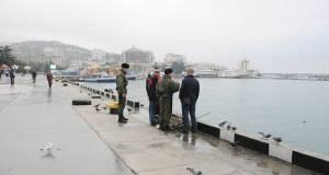 Рыбакам Ялты грозят серьёзными штрафами