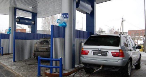 Крым лидирует среди российских регионов по количеству газовых заправок