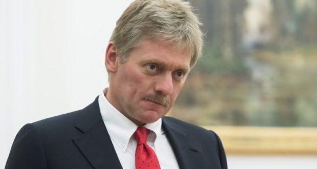 Песков – Тиллерсону: тема Крыма не подлежит обсуждению