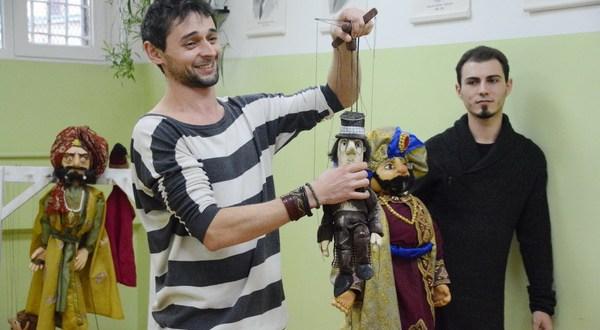 Артисты Крымского академического театра кукол наведались в гости... в СИЗО