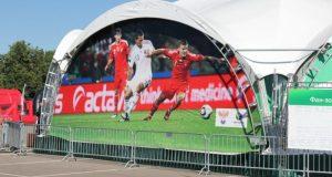 Организаторы чемпионата мира по футболу 2018 года не против фан-зон в Крыму