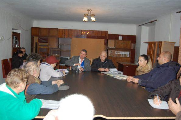 Балаклавские депутаты – актив «Добровольца» провели прием граждан