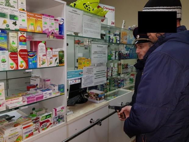 Крымская полиция задержала налетчика. Бандит совершил четыре разбойных нападения в Феодосии
