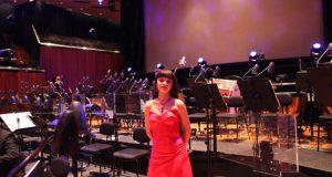 Крымчанка Ксения Симонова примет участие в рождественских концертах в Брюсселе