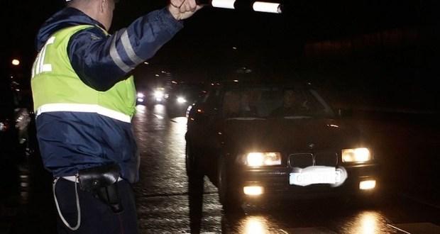 С 29 декабря в Севастополе – рейд «Нетрезвый водитель»