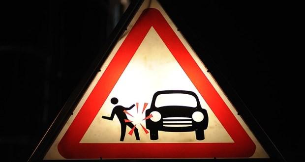 ДТП в Крыму: 4 декабря. В Керчи под колёсами авто погиб пешеход - водитель сбежал