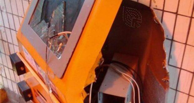 ЧП в Севастополе: иностранец вскрыл платёжный терминал и похитил 14 тысяч рублей