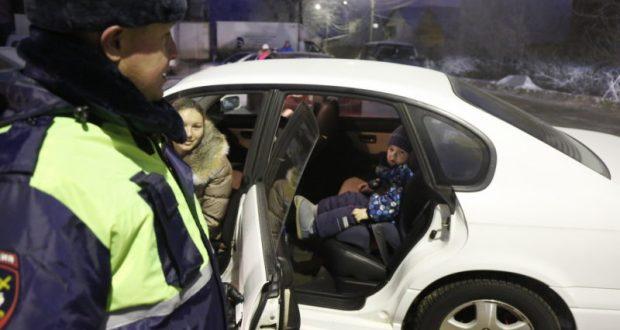 В Симферополе пройдет профилактический рейд «Ребенок-пассажир!»