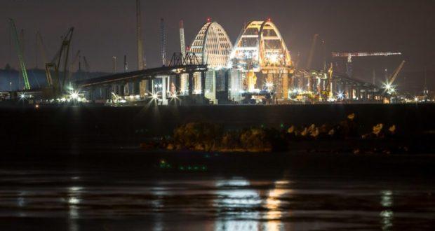 Проект строительства Крымского моста отмечен Национальной премией «Формула движения»