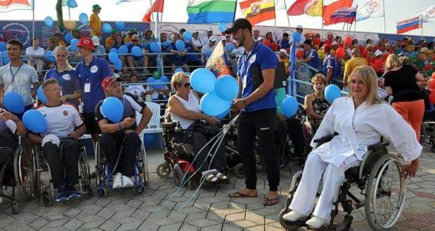 Минспорт Крыма планирует выбрать город Саки для создания центра подготовки паралимпийцев