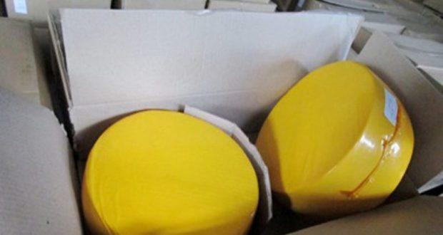Крымские пограничники не пропустили украинский «обоз» с сыром и конфетами