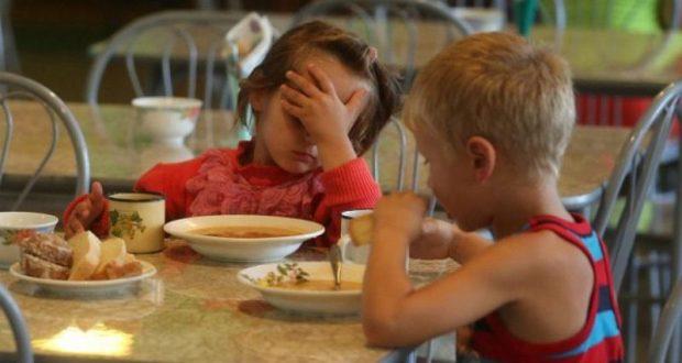 Ребёнка плохо кормят в детсаду и школе? Жалуйтесь! Прямо здесь и сейчас!