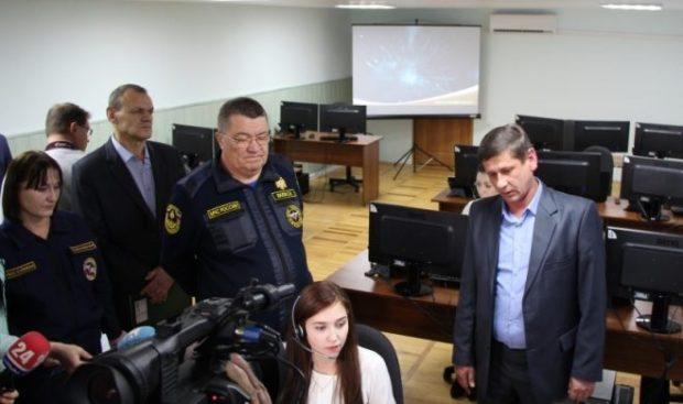 """В Крыму в тестовой режиме работает Система-""""112"""""""