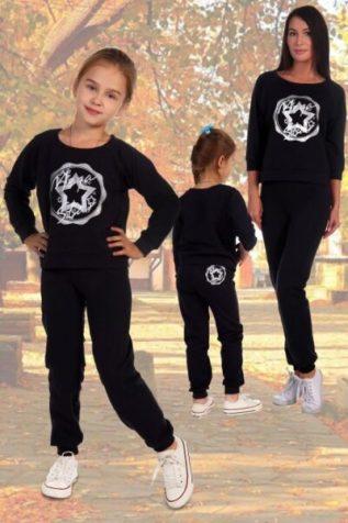 Одежда для детей: трикотажный гардероб для дочки и сыночка