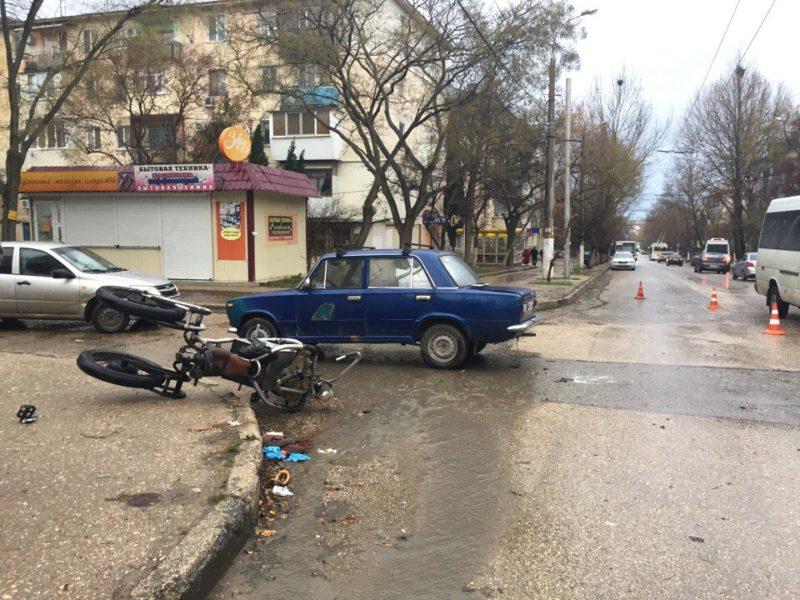 Севастопольская полиция выясняет причины ДТП, в котором погиб Александр Кутлыяров