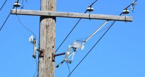 ДТП в Сакском районе Крыма оставило без света три села
