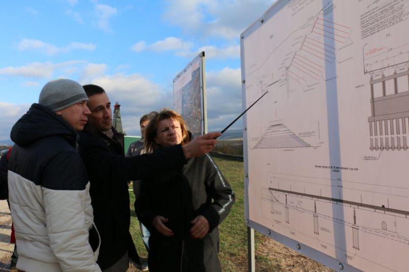Строительство седьмого участка дороги «Таврида» началось вСевастополе