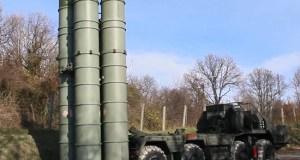 В Крыму боевые расчёты С-400 провели тренировку по развёртыванию пусковых установок