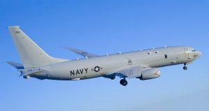 Очередной самолет-разведчик ВВС США «пощупал» небо над Крымом