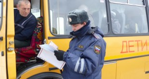 С 22 января в Симферополе ГИБДД начинает операцию по обеспечению детской безопасности