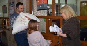 В Симферополе приняли первое обращение о назначении новой государственной выплаты при рождении первенца