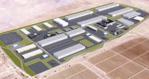 Строительство индустриального парка под Феодосией начнется в июне