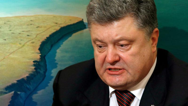 Порошенко в упор не видит русских в Крыму