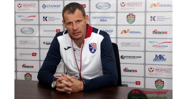 СМИ: тренерский штаб симферопольской «ТСК-Таврии» подал в отставку