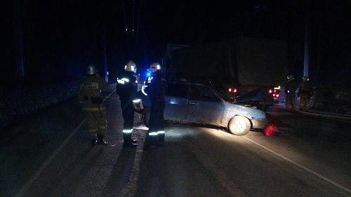 Пятница выдалась тяжёлой. В участниках ДТП в Крыму - легковушки, трактор и стена. Погиб мужчина