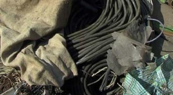 В Севастополе поймали похитителя телефонного кабеля. «Намотал» 2,5 км проводов
