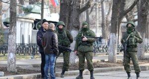 воевать за Крым