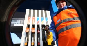 В Крыму сформировали резервный запас бензина на случай дефицита