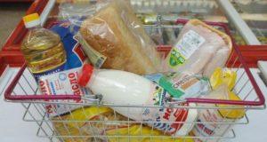 Стоимость минимального набора продуктов питания в Севастополе на 200 рублей выше, чем в Крыму