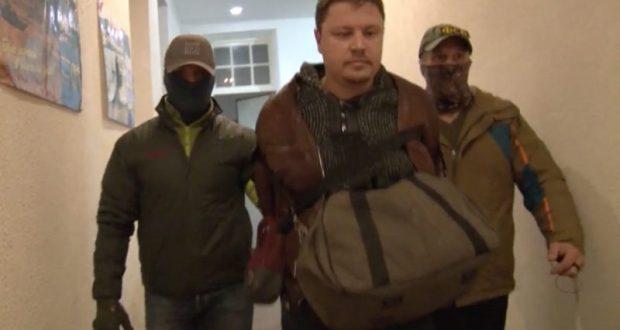 Московский городской суд оставил под арестом задержанного в Крыму украинского шпиона