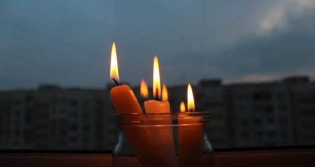 Какие улицы Симферополя в понедельник останутся без света