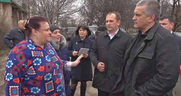 Чем живет Симферопольский район, изучил Сергей Аксёнов и министры крымского правительства