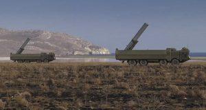 Расчеты противокорабельных ракетных комплексов Черноморского флота