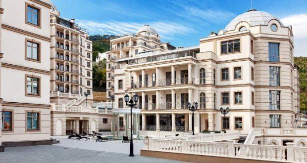 В Резиденции «Дипломат» открыт сезон аренды