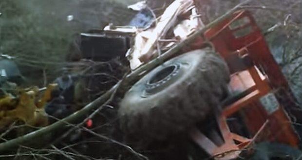 Строители трассы «Таврида» опровергли информацию о разрушении хозпостройки
