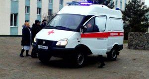 Врачи Армянска получили новый современный автомобиль «Скорой помощи»