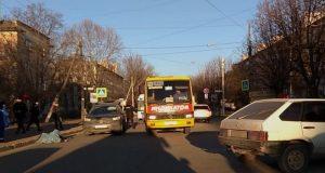 Утреннее ДТП в Симферополе. Насмерть сбили пешехода