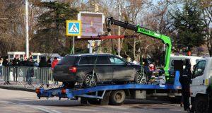 Больше эвакуаторов! Севастополь закупит еще 10 машин. Причем одну – для эвакуации грузовиков