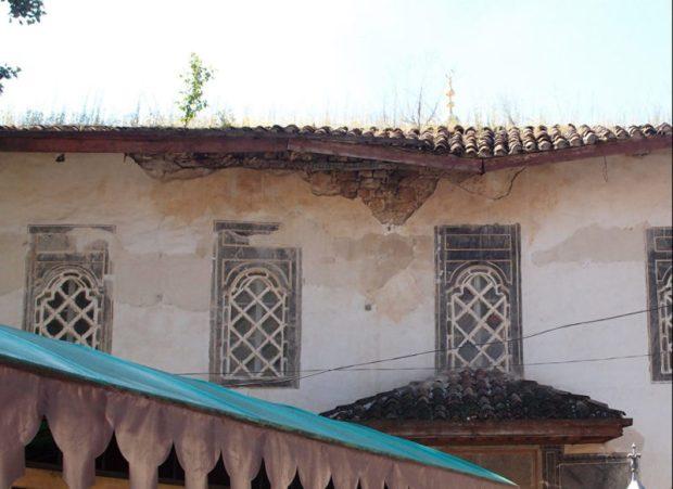 Противникам реставрации Ханского дворца в Бахчисарае на заметку