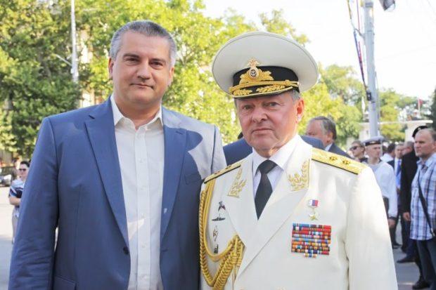 Герой России Олег Белавенцев поздравил крымчан с четвертой годовщиной референдума