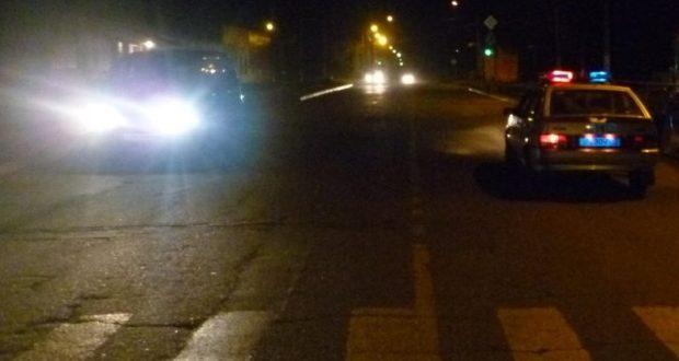 Под Севастополем накануне вечером сбили пешехода