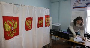На выборах в Крыму – без серьезных нарушений