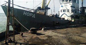На Украине официально арестовали керченский сейнер «Норд»