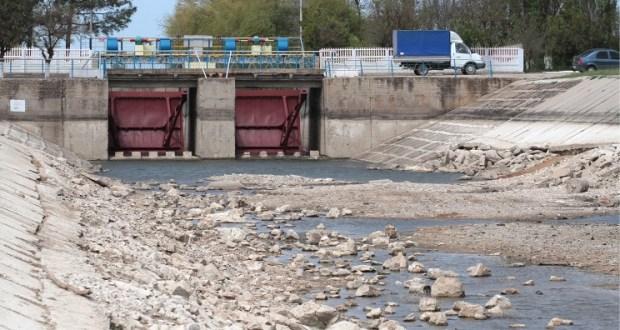В Крыму оформляют документы для эксплуатации Северо-Крымского канала