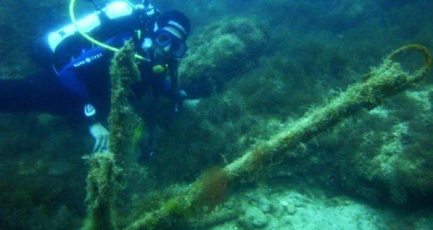 В Крыму могут создать подводный музей техники