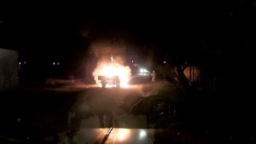 За прошедшие крымские спасатели дважды тушили пожары в Бахчисарайском районе